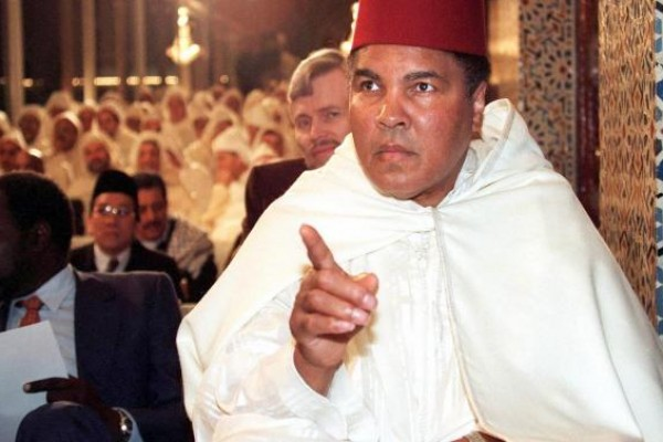 Not many are aware that, years ago, Muhammad Ali shifted from being a Black Muslim to a traditional Sunni and then to a Sufi. (Photo: Morocco World News)