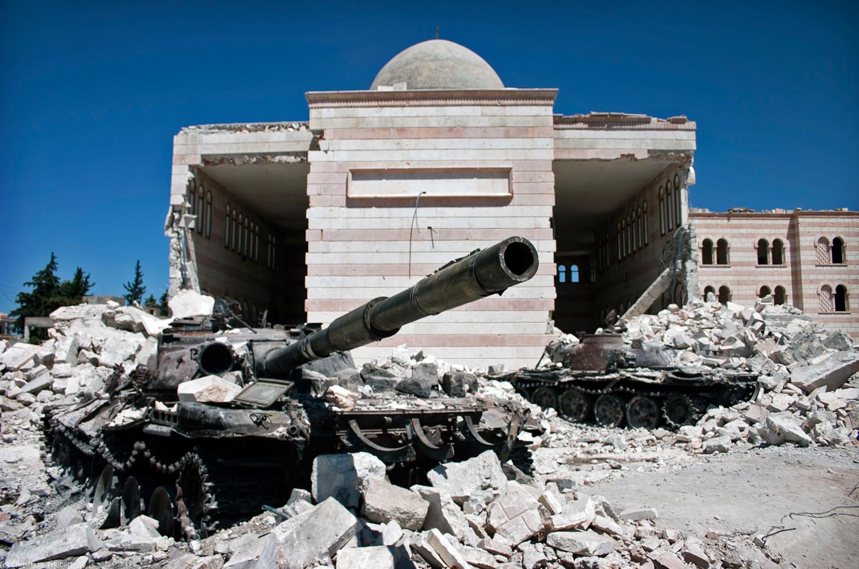 Syria as Metaphor