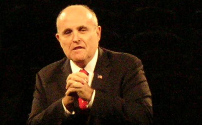 Bolton, Giuliani: Finalists to Head Trump State Department