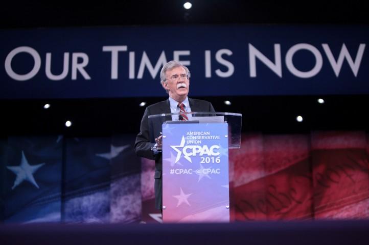 john-bolton-trump-foreign-policy-advisers