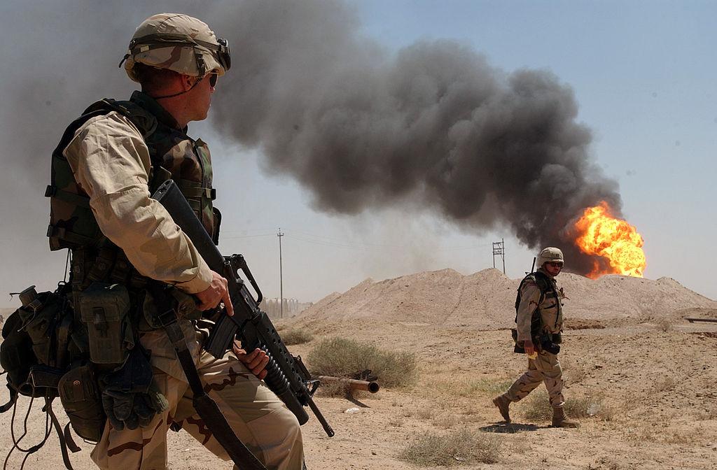 Taking Iraq's Oil