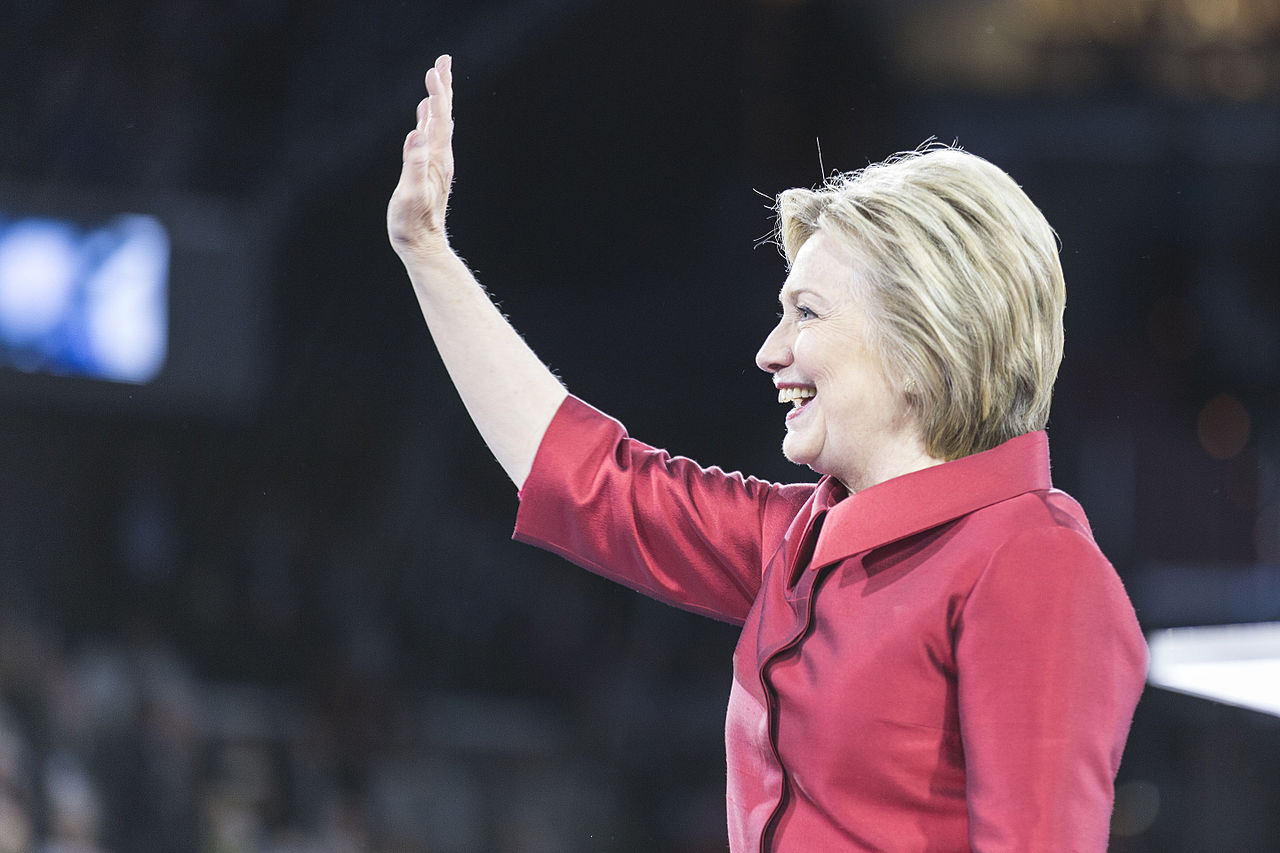 Goodbye, Clinton!