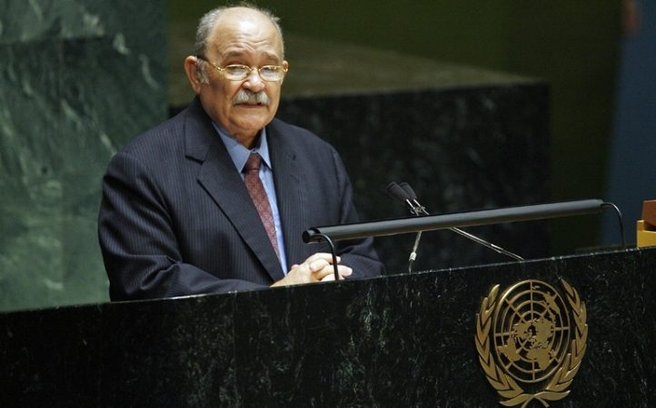 Father Miguel D'Escoto Brockmann-united nations-general assembly