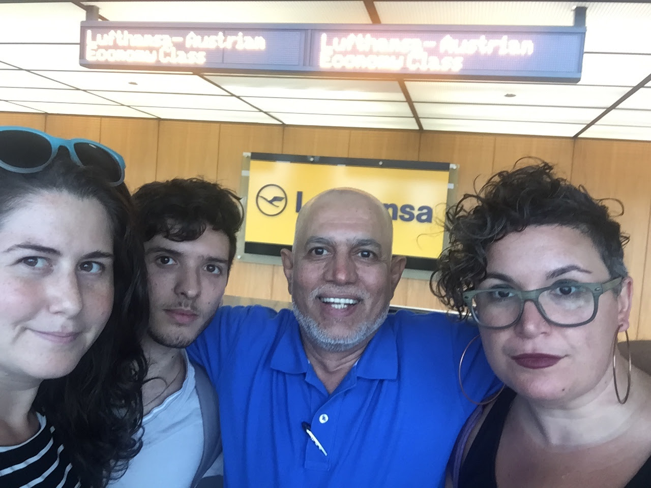 I'm a Jewish American Who Wanted to Visit Israel. I Got as Far as the Airport.
