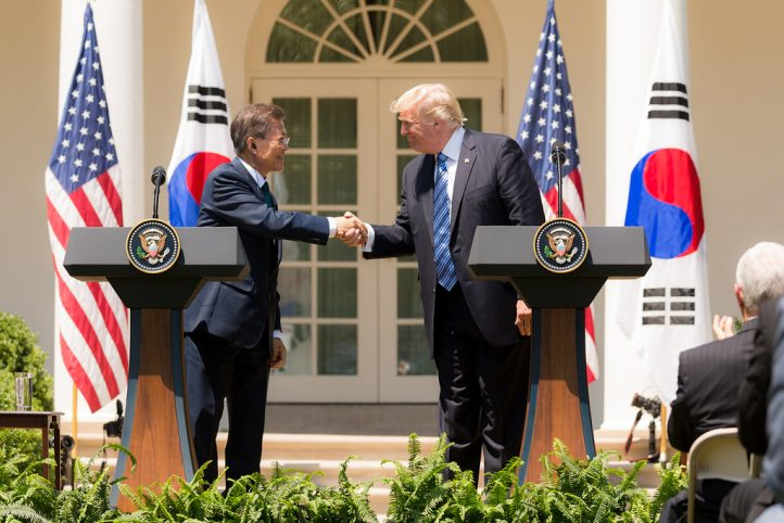 moon-jae-in-donald-trump-south-korea