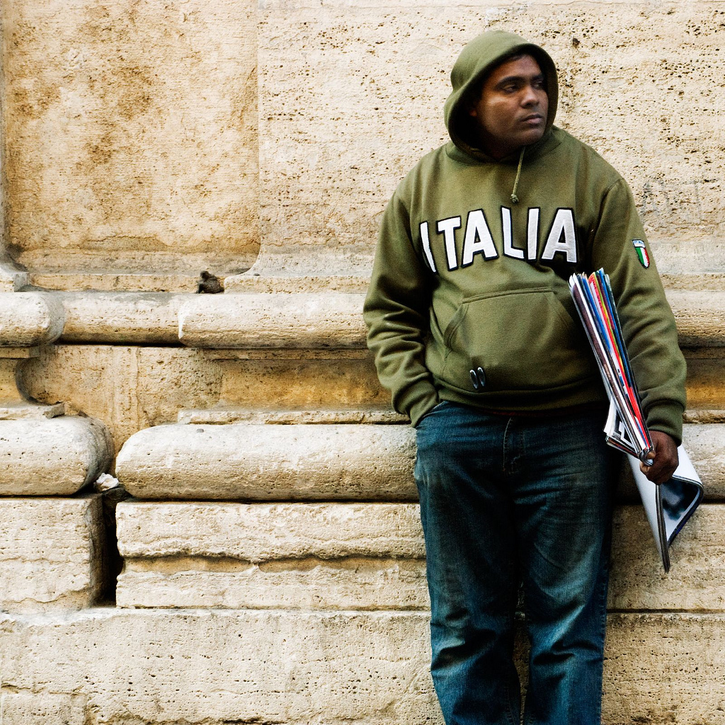 Italy's Election Is All About Immigrants, and It's Getting Ugly