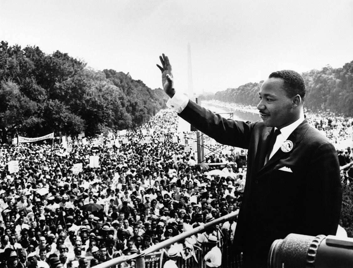Remembering Martin Luther King, the Radical for Peace