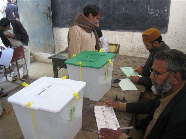 A Defining Election for Pakistan