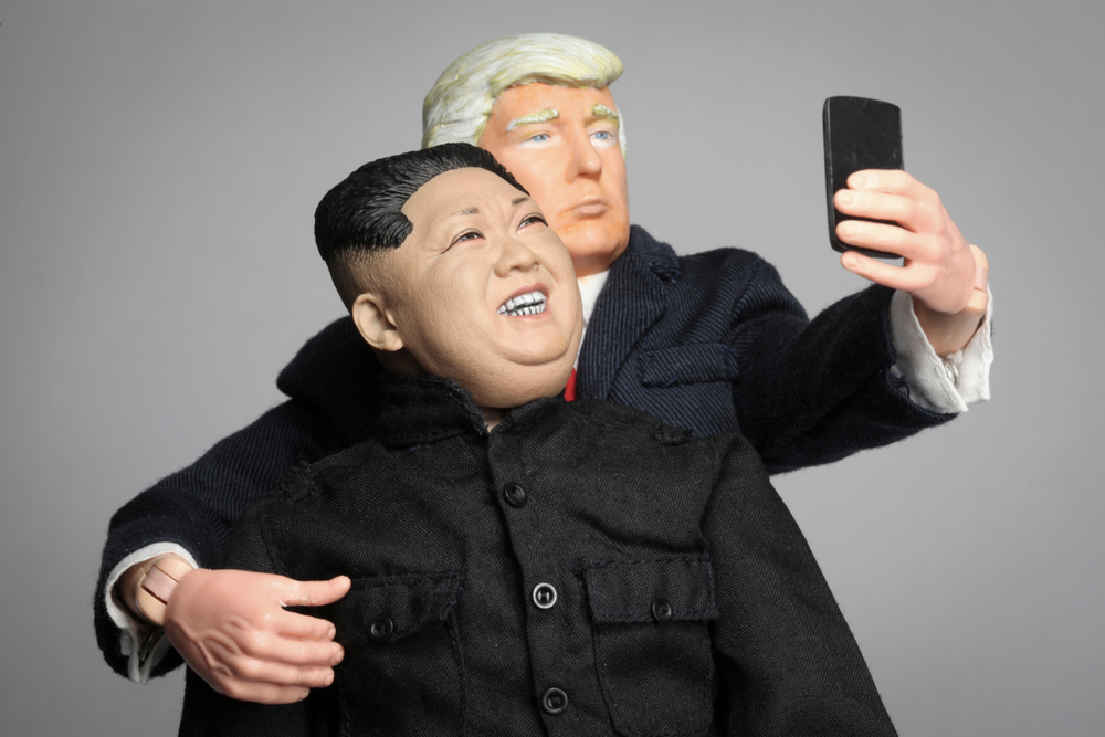 Trump's Bromance with Kim Is Gross, But Let the Love Letters Continue