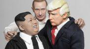 donald-trump-kim-jong-un-valdimir-putin-russia-north-korea