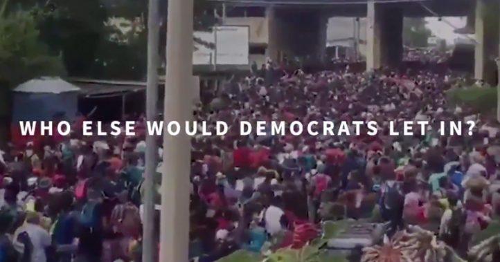 trump-caravan-ad-immigrants-racist
