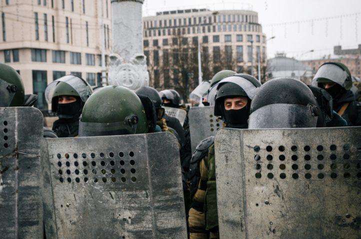belarus-police-illiberal-democracy-authoritarian-dictatorship