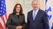 kamala-harris-benjamin-netanyahu-israel-aipac