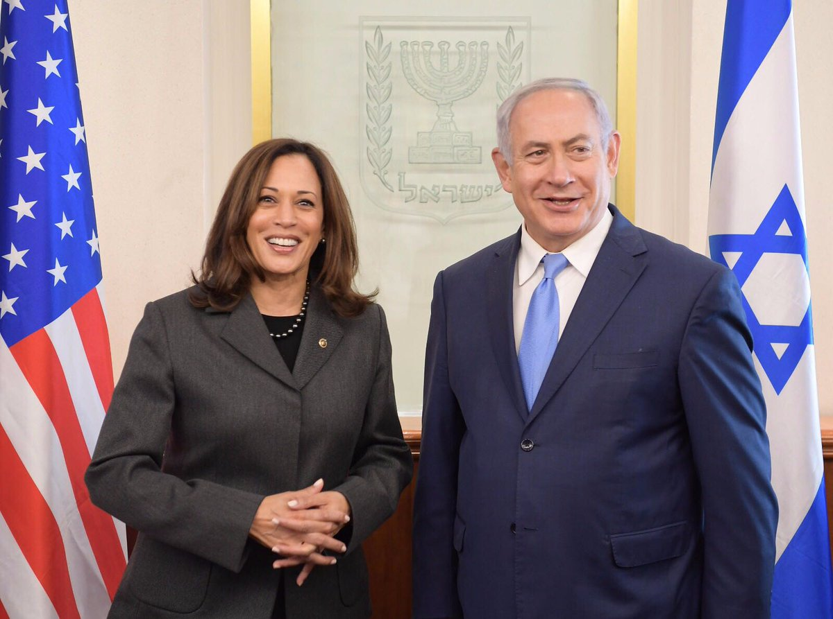 More Aipac Than J Street Kamala Harris Runs To The Right On Foreign Policy Fpif