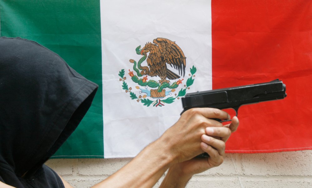 Mexican Security Forces Commit War Crimes: Stop Arming Them