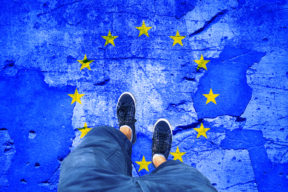 As EU Elections Approach, Europe Confronts a Cliff
