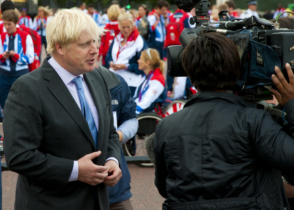 Boris Johnson, Voice of the People? Give Me a Break.