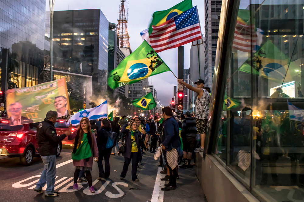 Brazil: From Global Leader to U.S. Follower