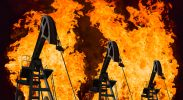burning-oil-fields-saudi-oil-attack-houthis-iran