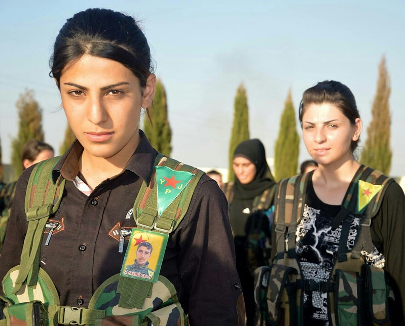 It's Not Too Late for Rojava - FPIF