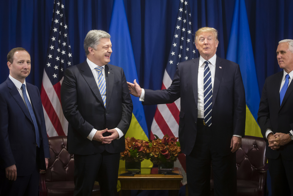 Examining Trump World's Fantastic Claims About Ukraine