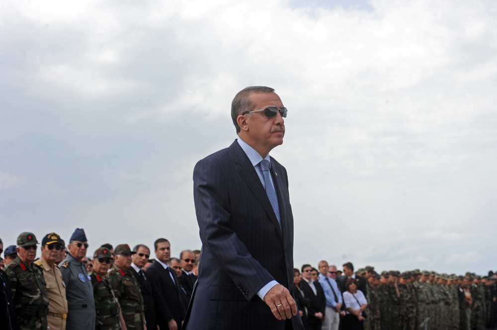 Erdogan's Failed Gamble in Syria