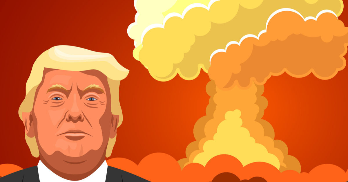 Trump's Scorched-Earth Doctrine