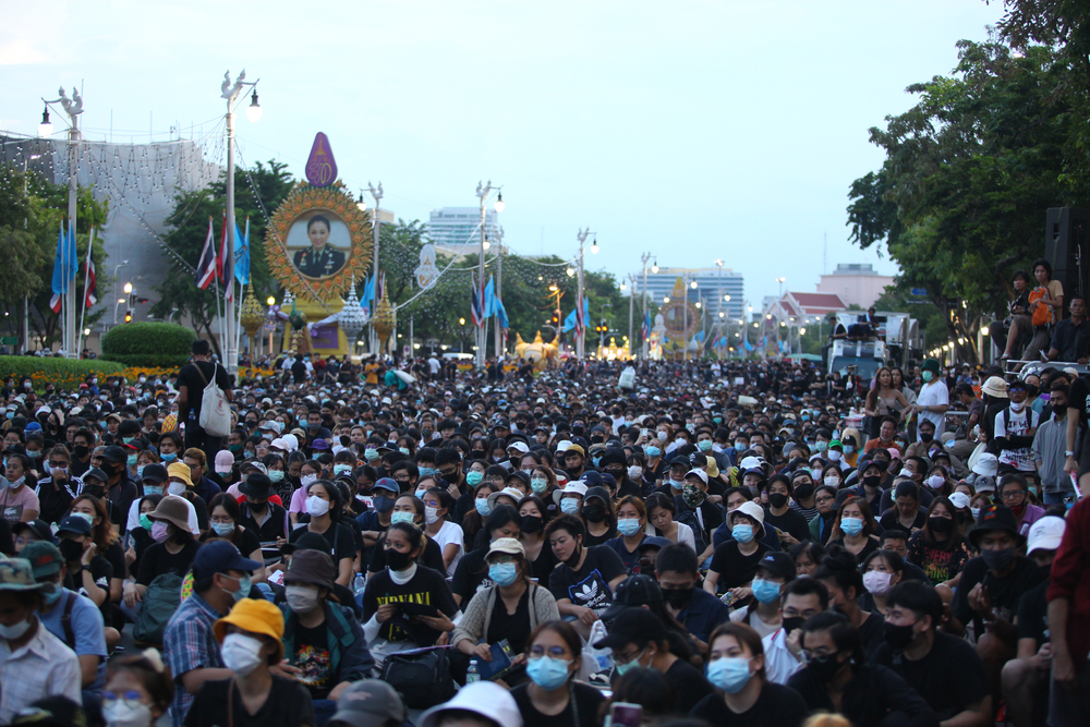 A New Democracy Movement in Thailand